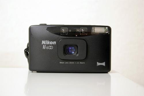 NIKON AF600QD (ニコンミニ)
