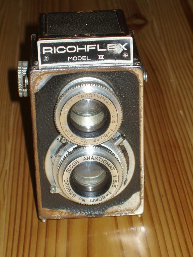 RICOHFLEX Model Ⅲ