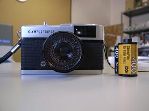 OLYMPUS TRIP35 / Kodak Kodacolor400 by トイラボ