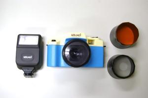 ROUND1オリジナルトイカメラ